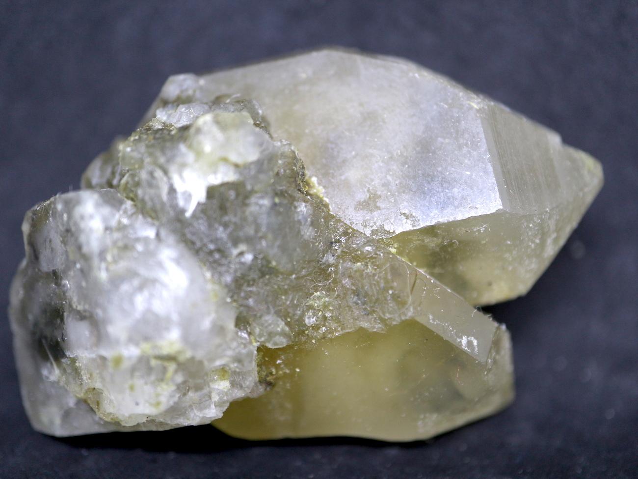 カリフォルニア産 ハンクサイト Hanksite 岩塩 55,4g HS040 ハンクス石 鉱物 天然石 パワーストーン
