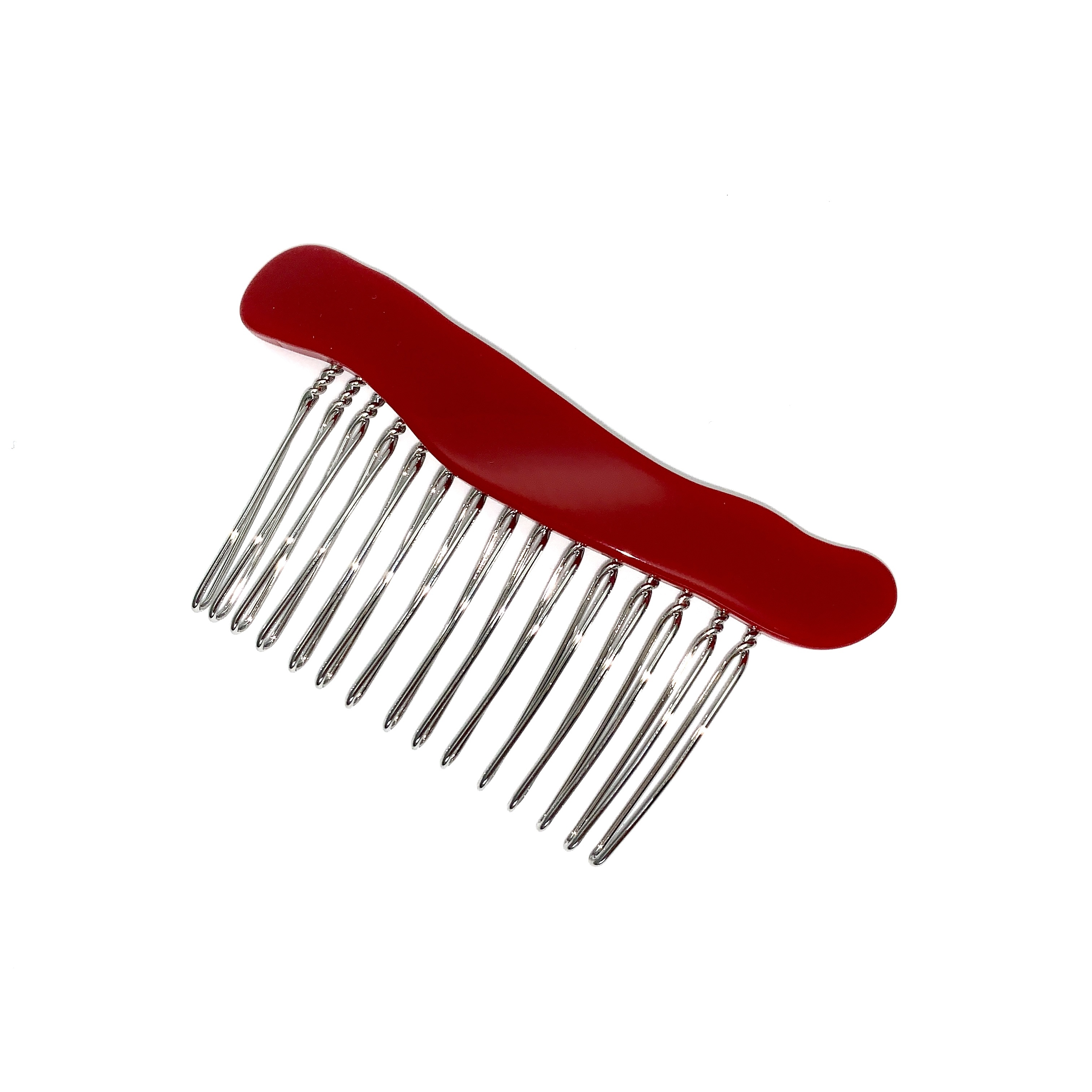 sAn Loo hair comb【S】(レッド)