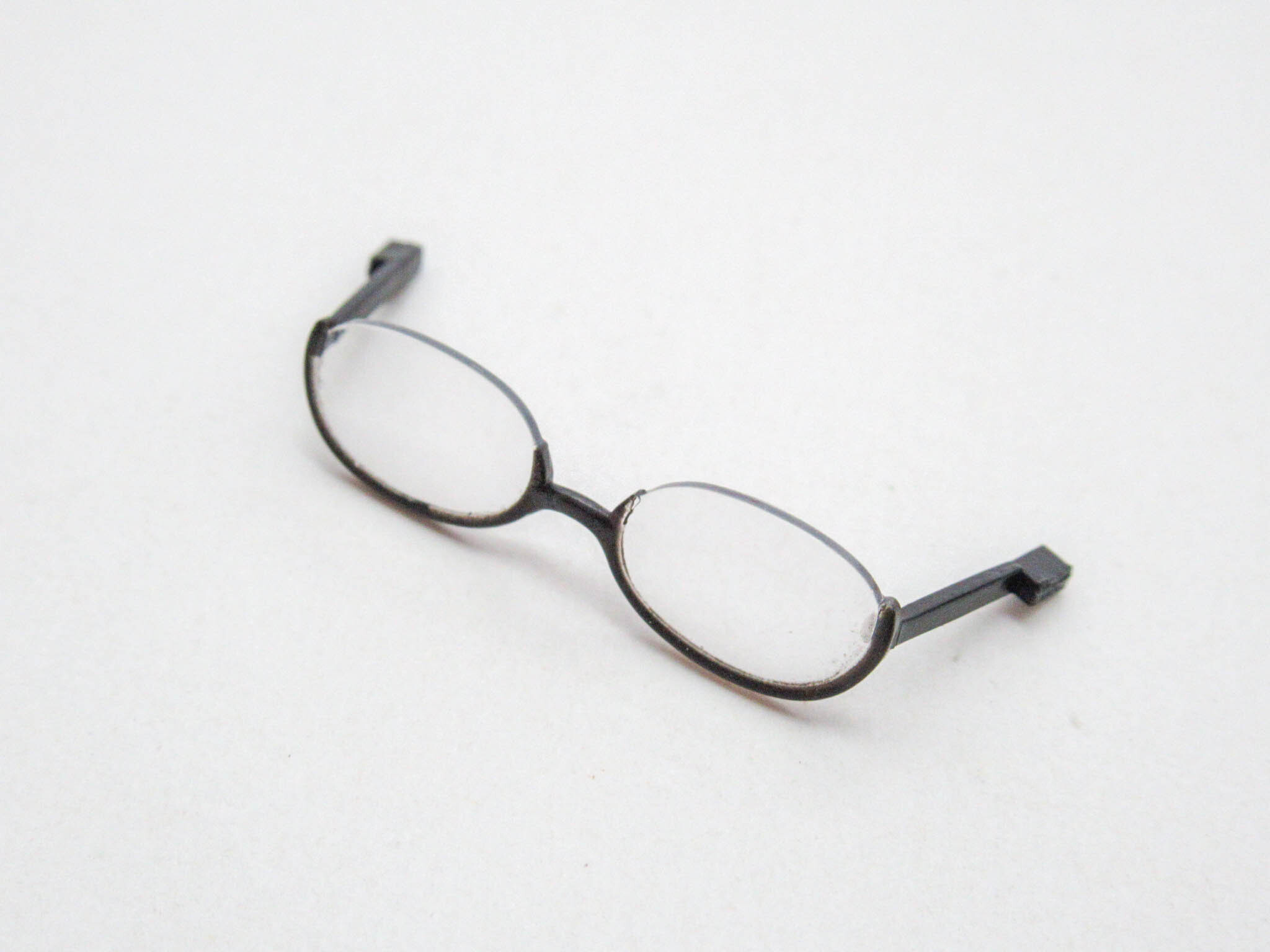 【1545】 バーサーカー/謎のヒロインX(オルタ) 小物パーツ メガネ ねんどろいど