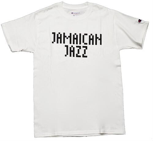 CONTROLLER × beat sunset JAMAICAN JAZZ Tシャツ(White)