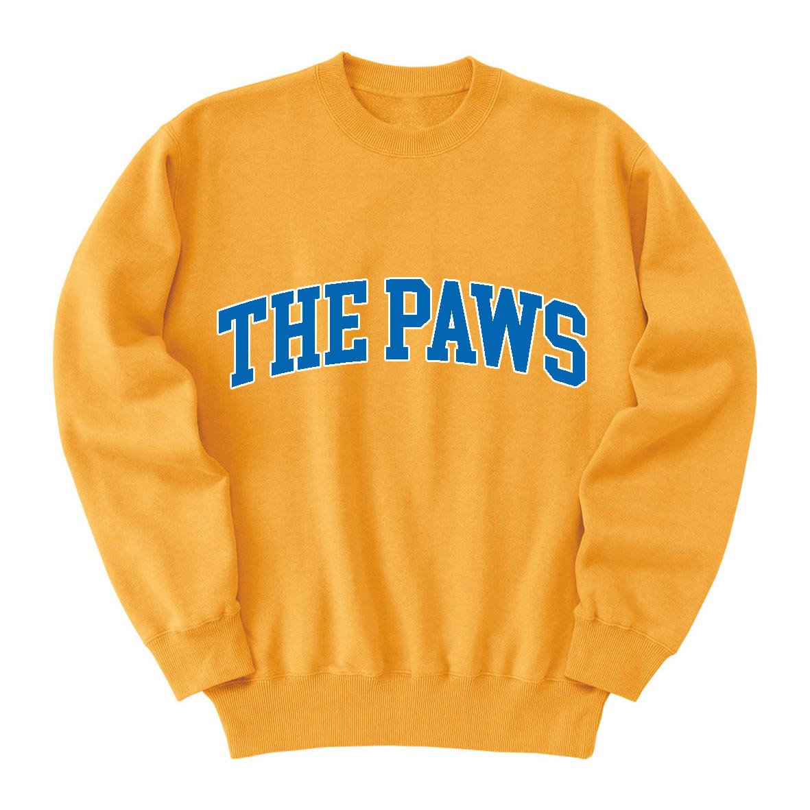 THE PAWS University Sweat