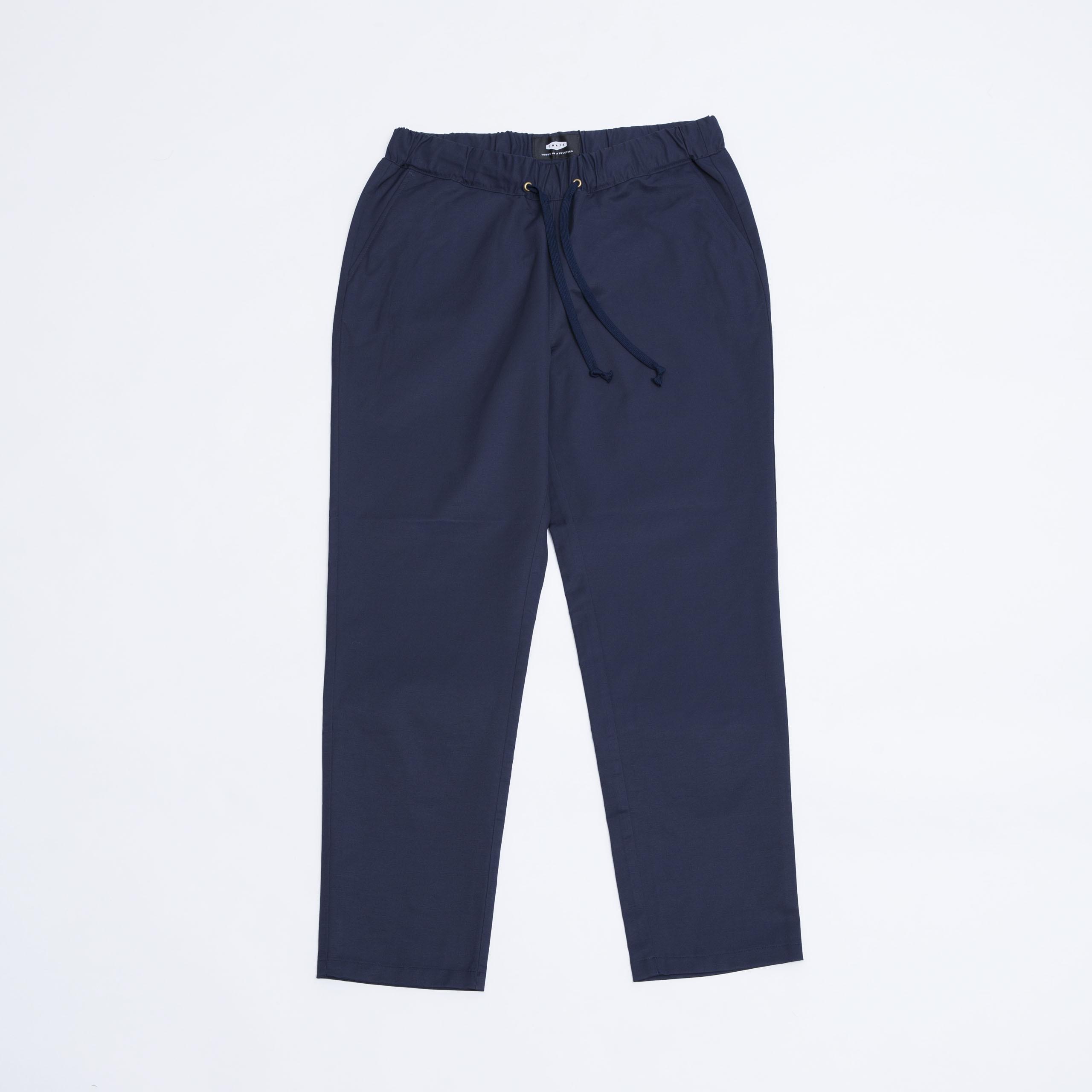 Nylon Easy Pants