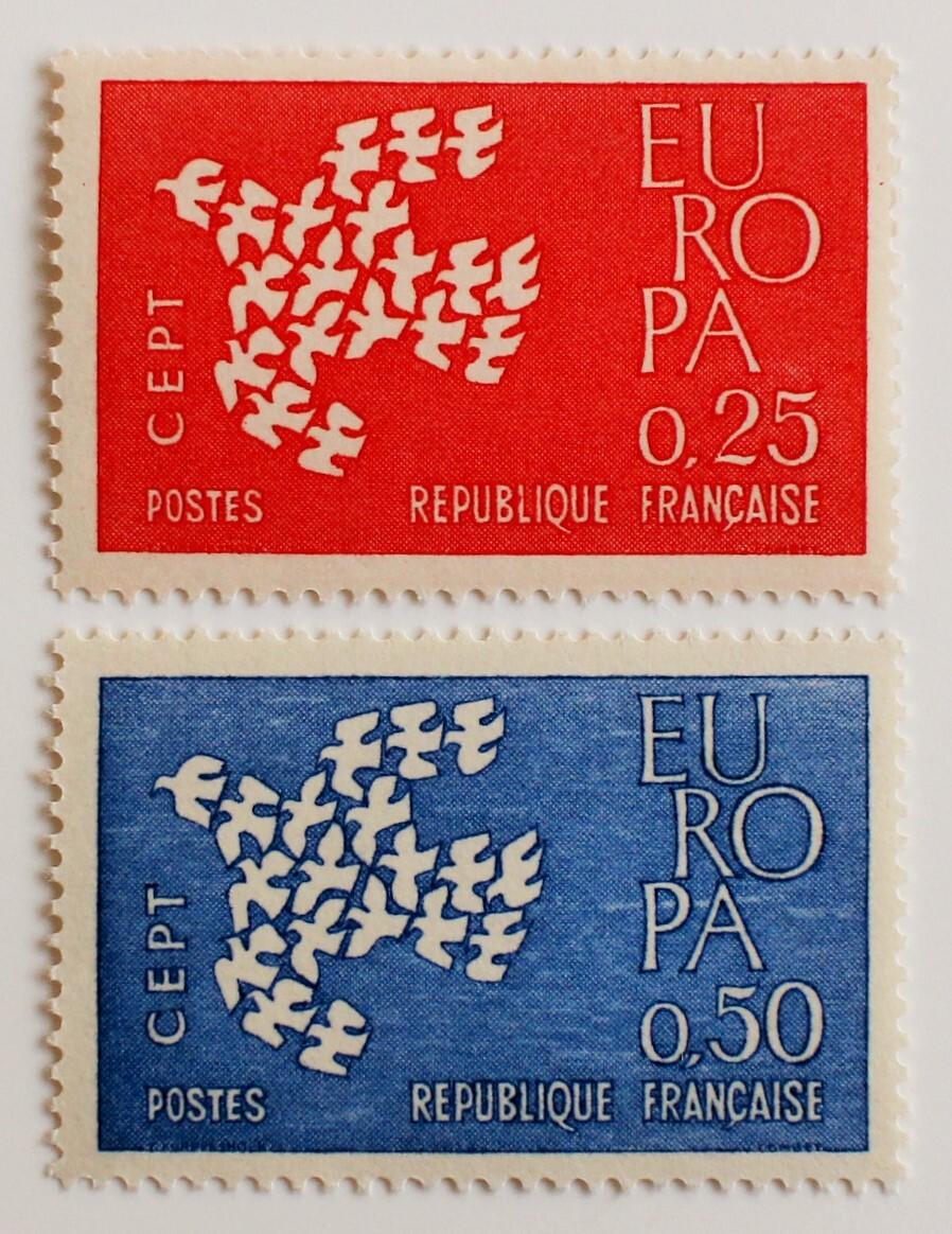 ヨーロッパ / フランス 1961
