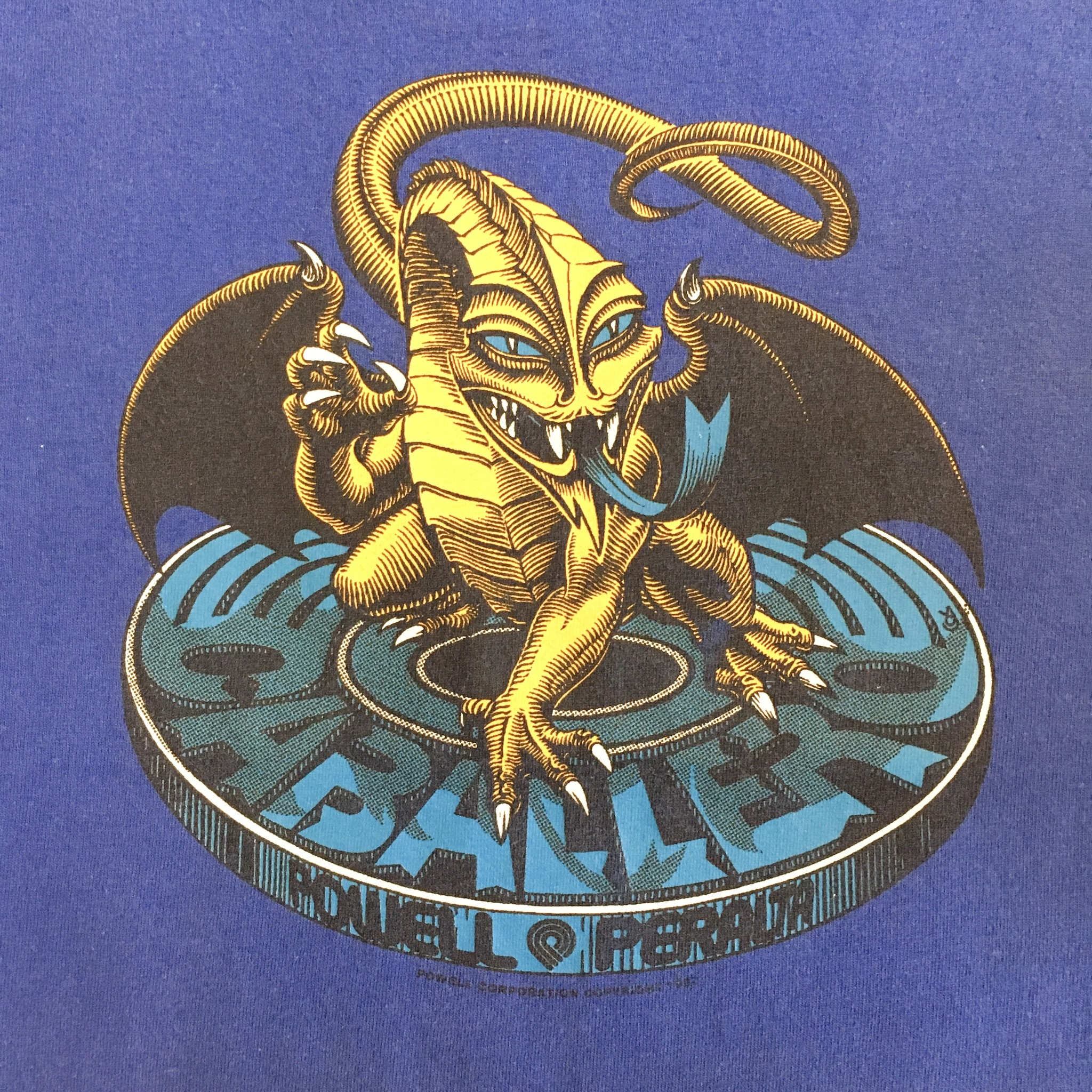 """POWELL PERALTA CABALLERO S/S Tee""""RE-ISSUE"""""""