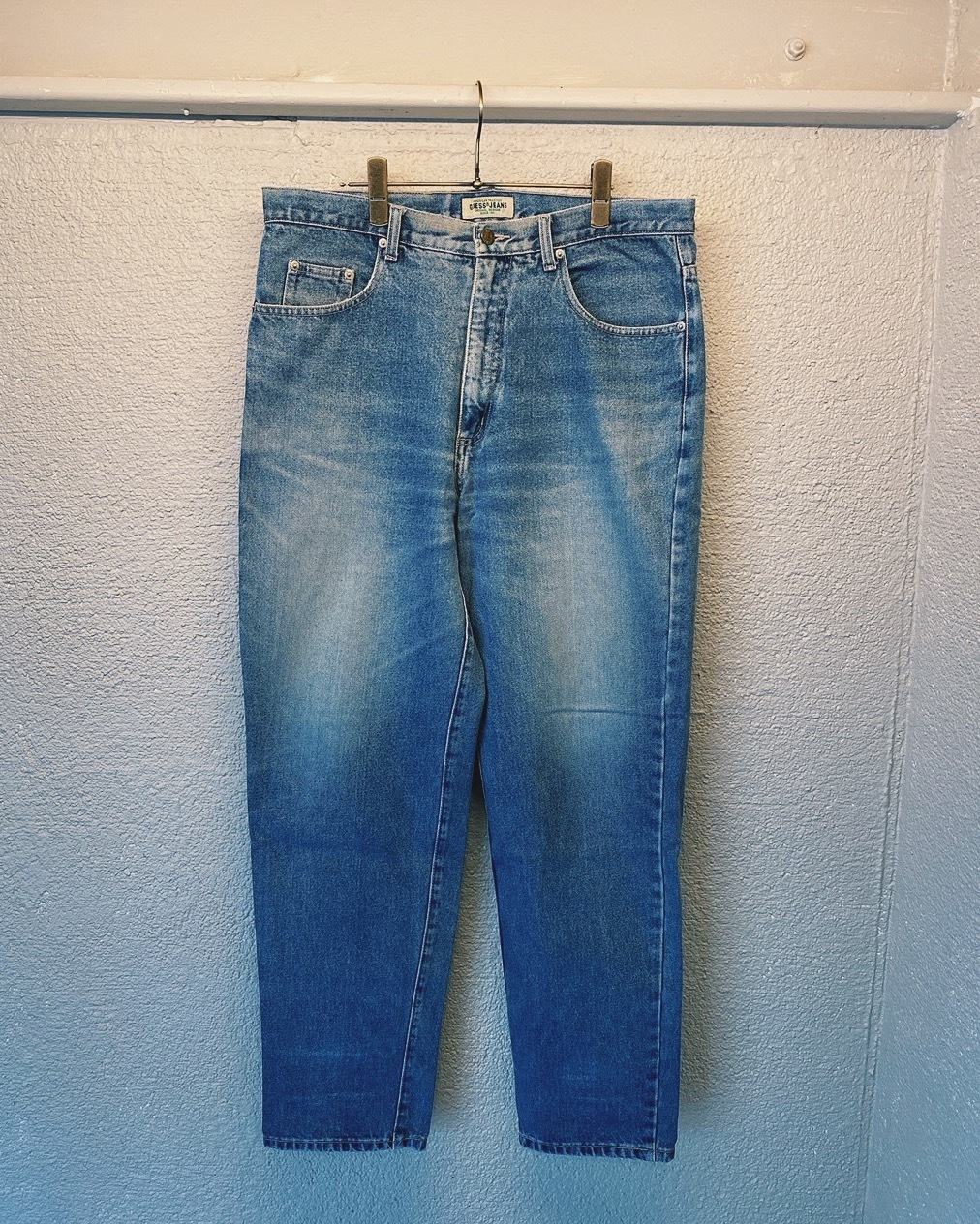 (PT003)90's GUESS JEANS  made in USA