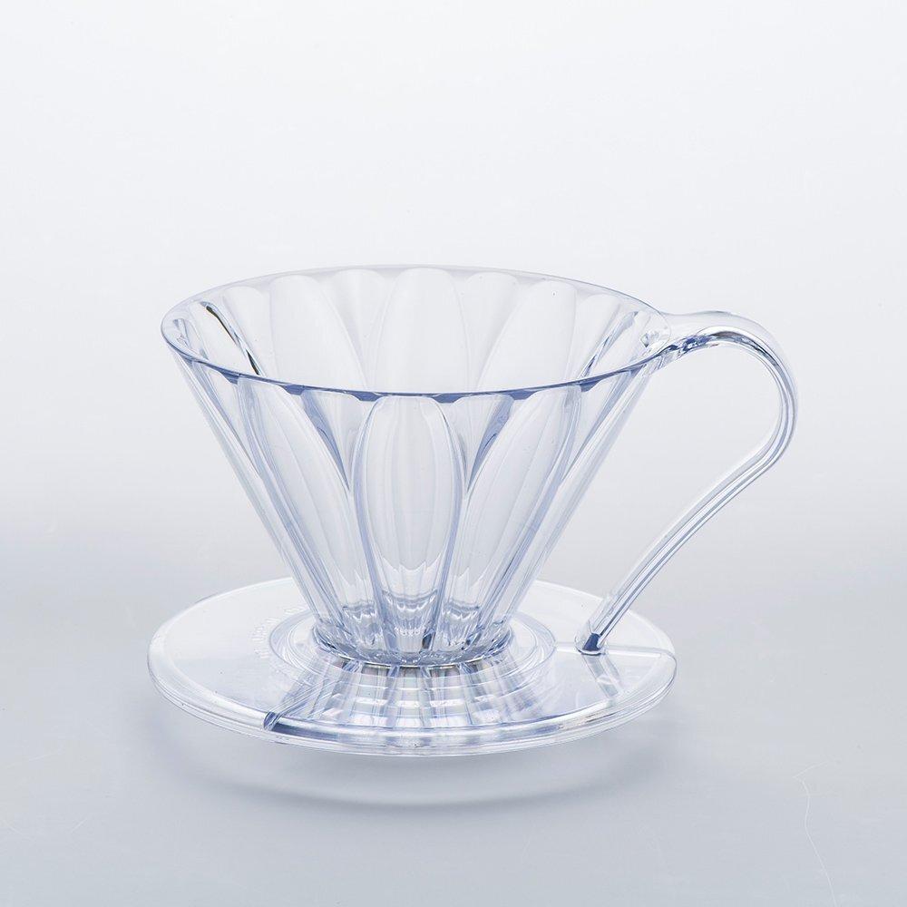 樹脂製円すいフラワードリッパー 1杯用