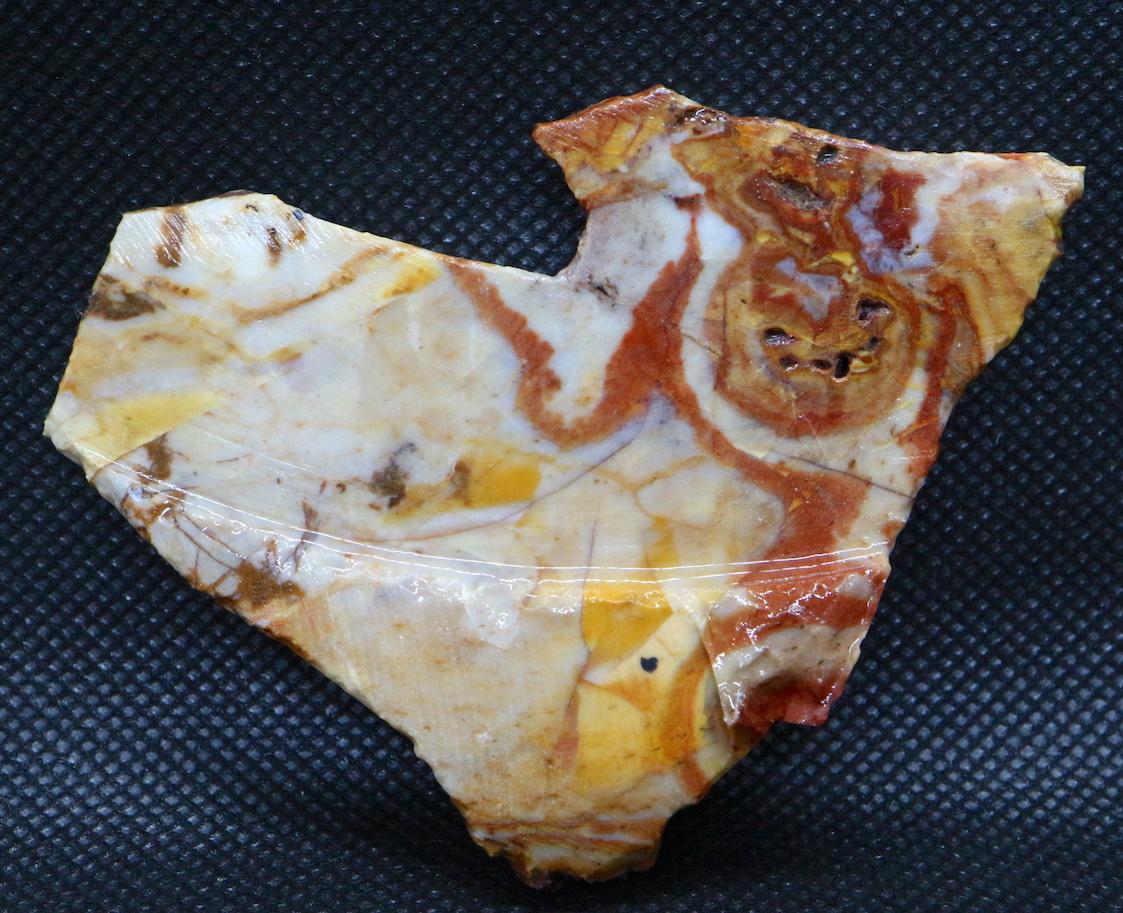 ※SALE※ レインボー カルセドニー 61,4g RCD009 玉髄 鉱物 原石 天然石 パワーストーン