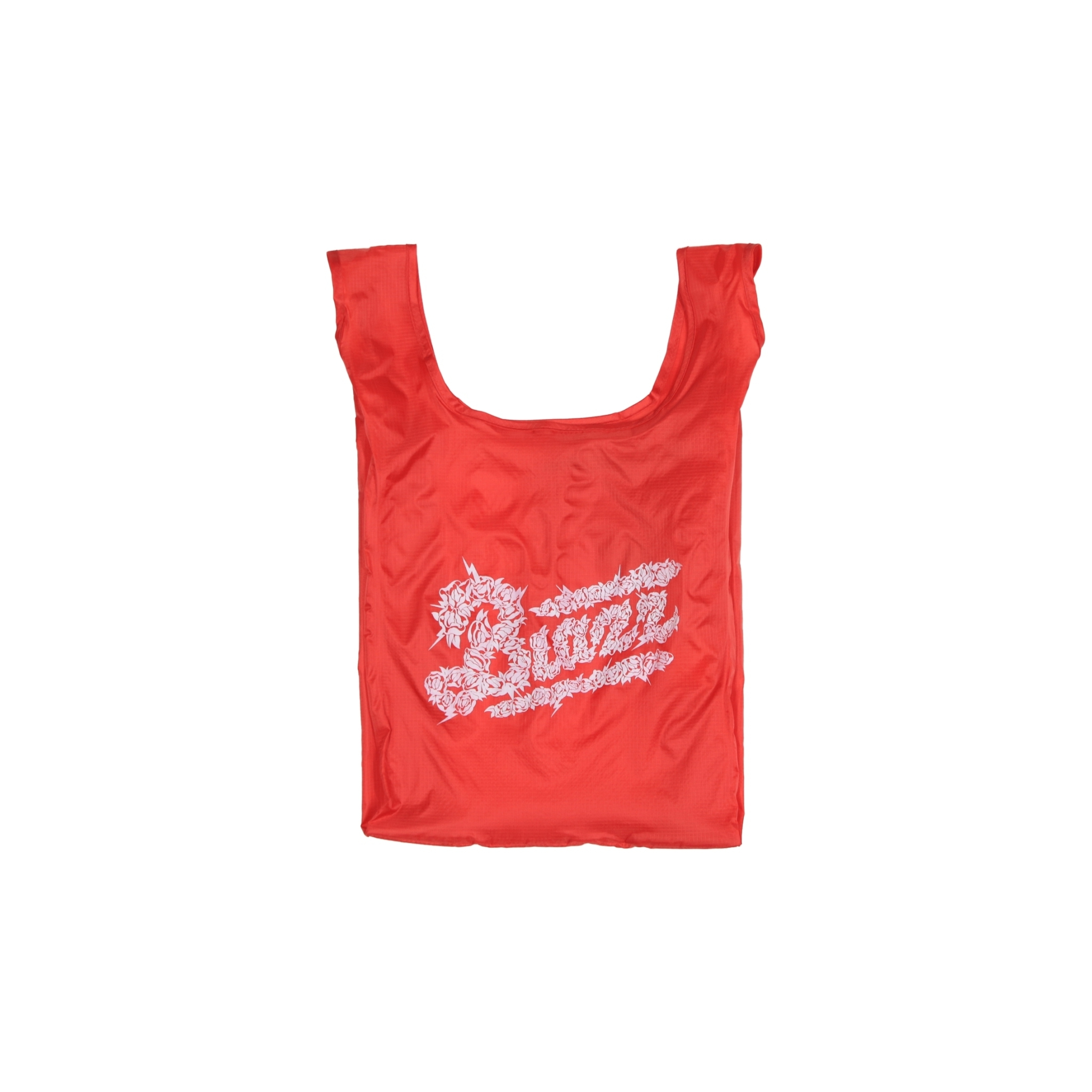 FLOWER by ATOMONE ECOBAG [RED]