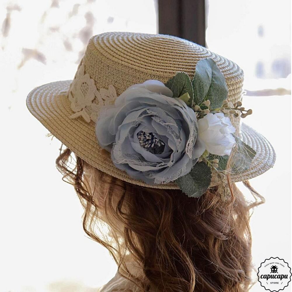«sold out» flo lila hat リラ ハット