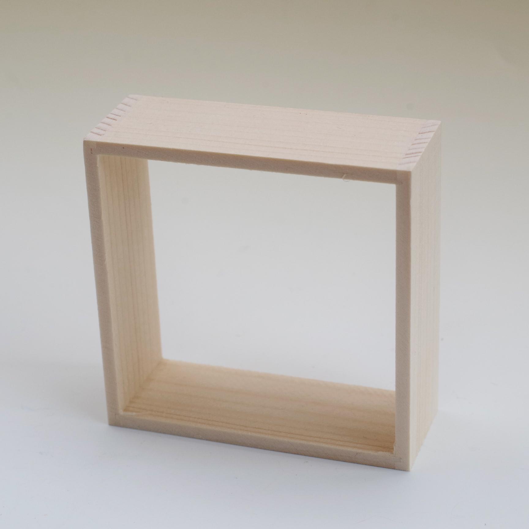ヴェルナー やじろべえ用 木枠