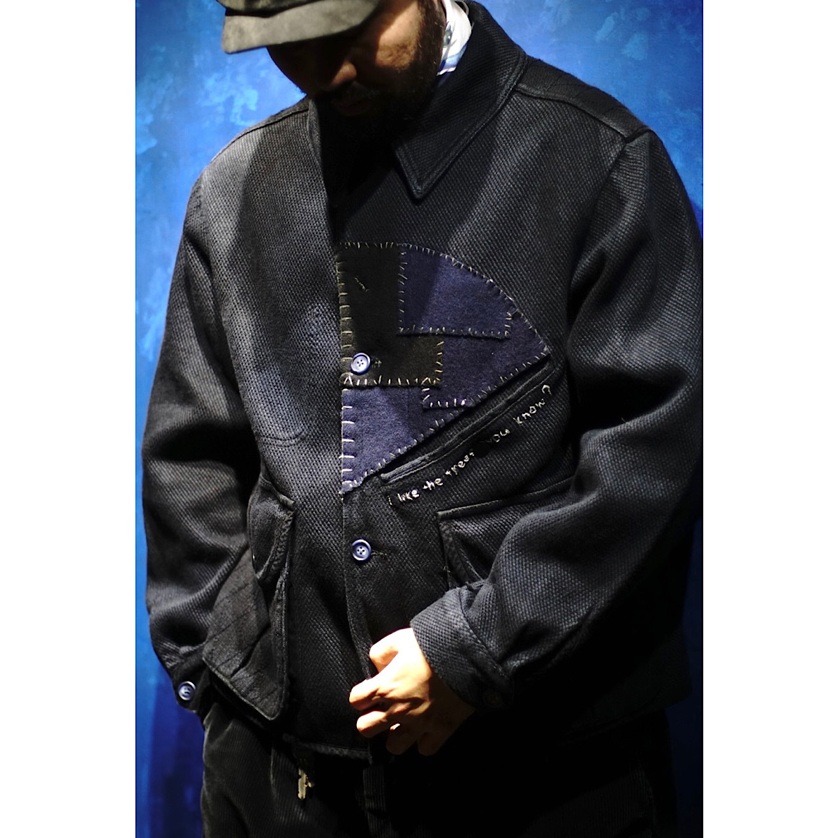 PC KENDO HUNTER JACKET-H/W CUSTOM