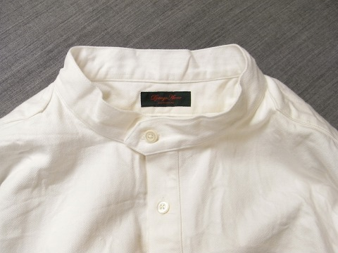 classic frenchwork white coverall