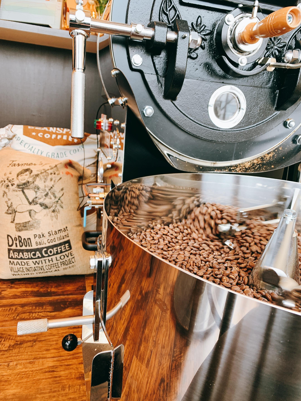 インドネシア バリ ディポン 100g (豆)天然酵母 X 湧き水