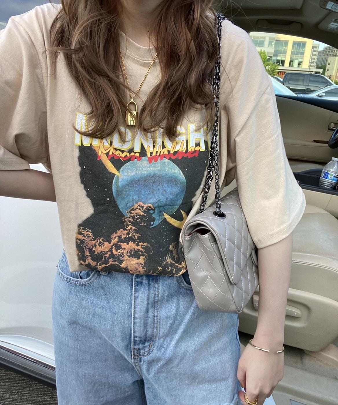 【7/25】DAYNYC midnight T(beige)