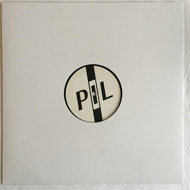 【LP・米盤】Public Image Limited / Commercial Zone