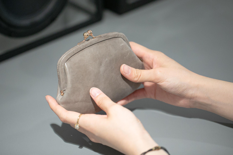 StitchandSew / がま口のお財布 (小)
