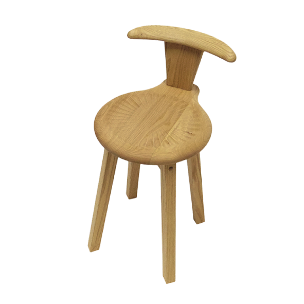 無垢の小椅子 ポムチェア 【LIM11】