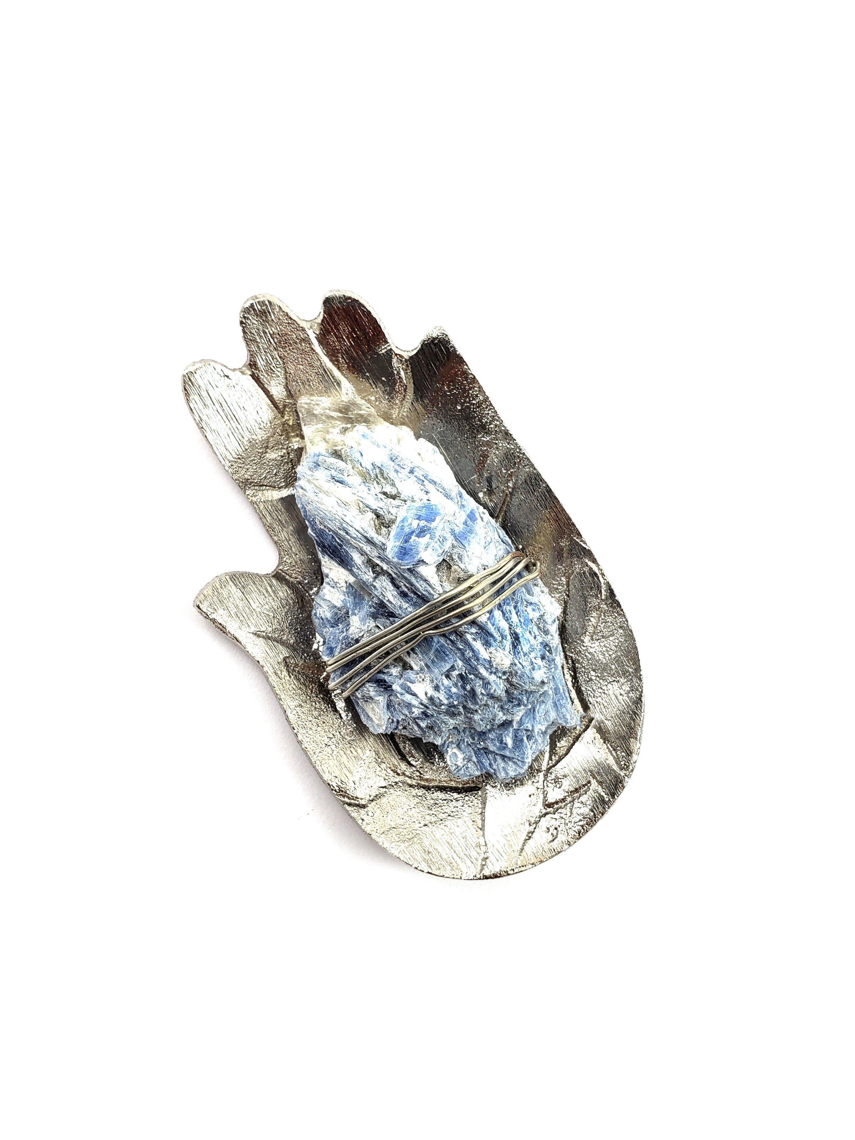 Healing Crystal Hand Dish ヒーリングクリスタル ハンドディッシュ
