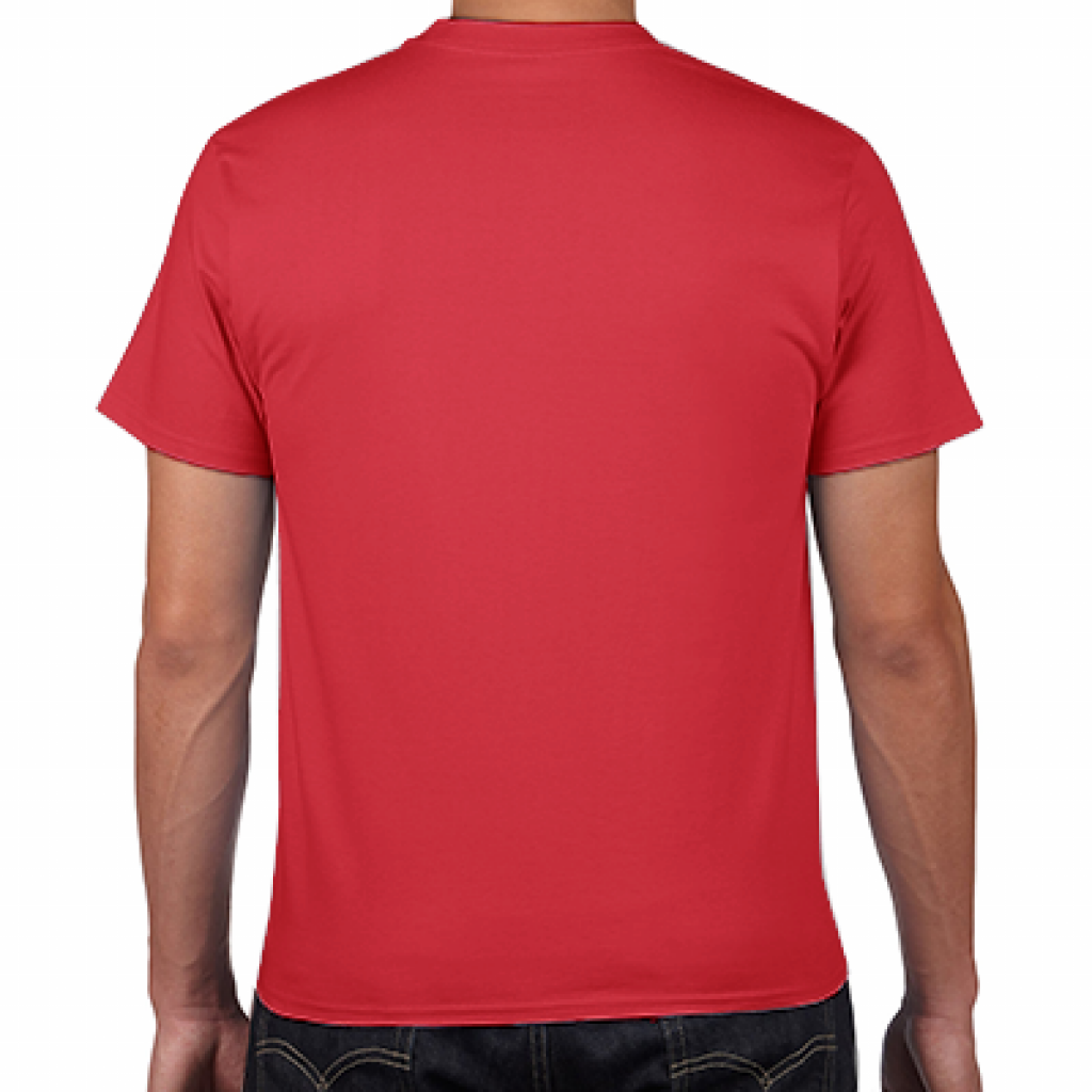 THE GO→3's TSHIRT[RED/WHITE]