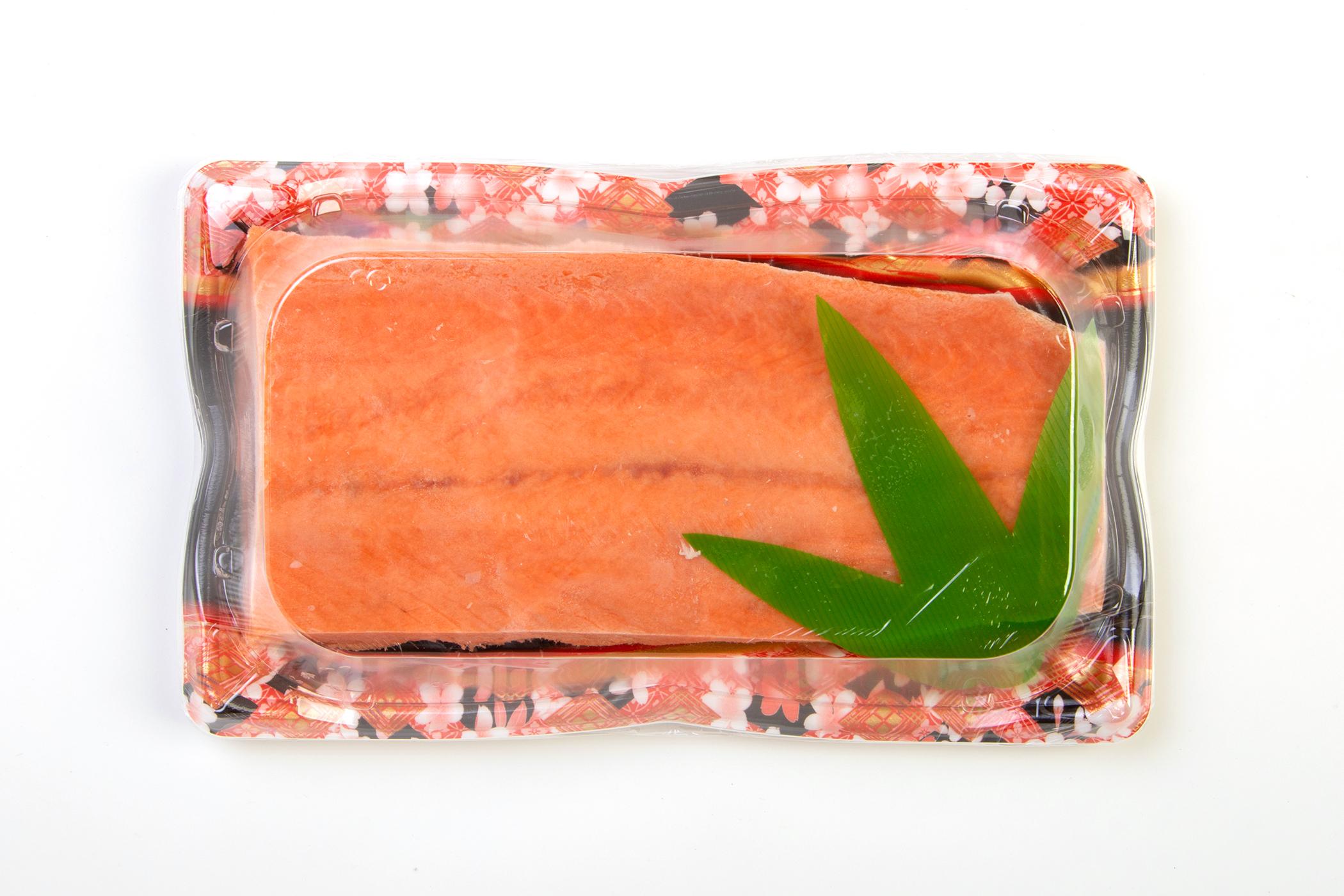 銀鮭 刺身用(約350g)