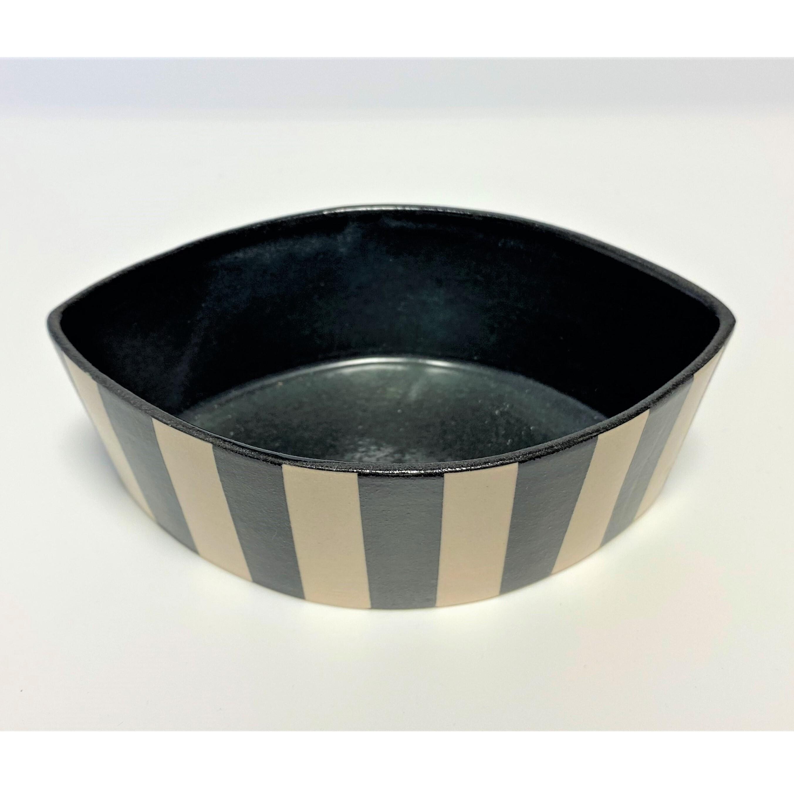 Lene Dahl Olive Bowl ブラック