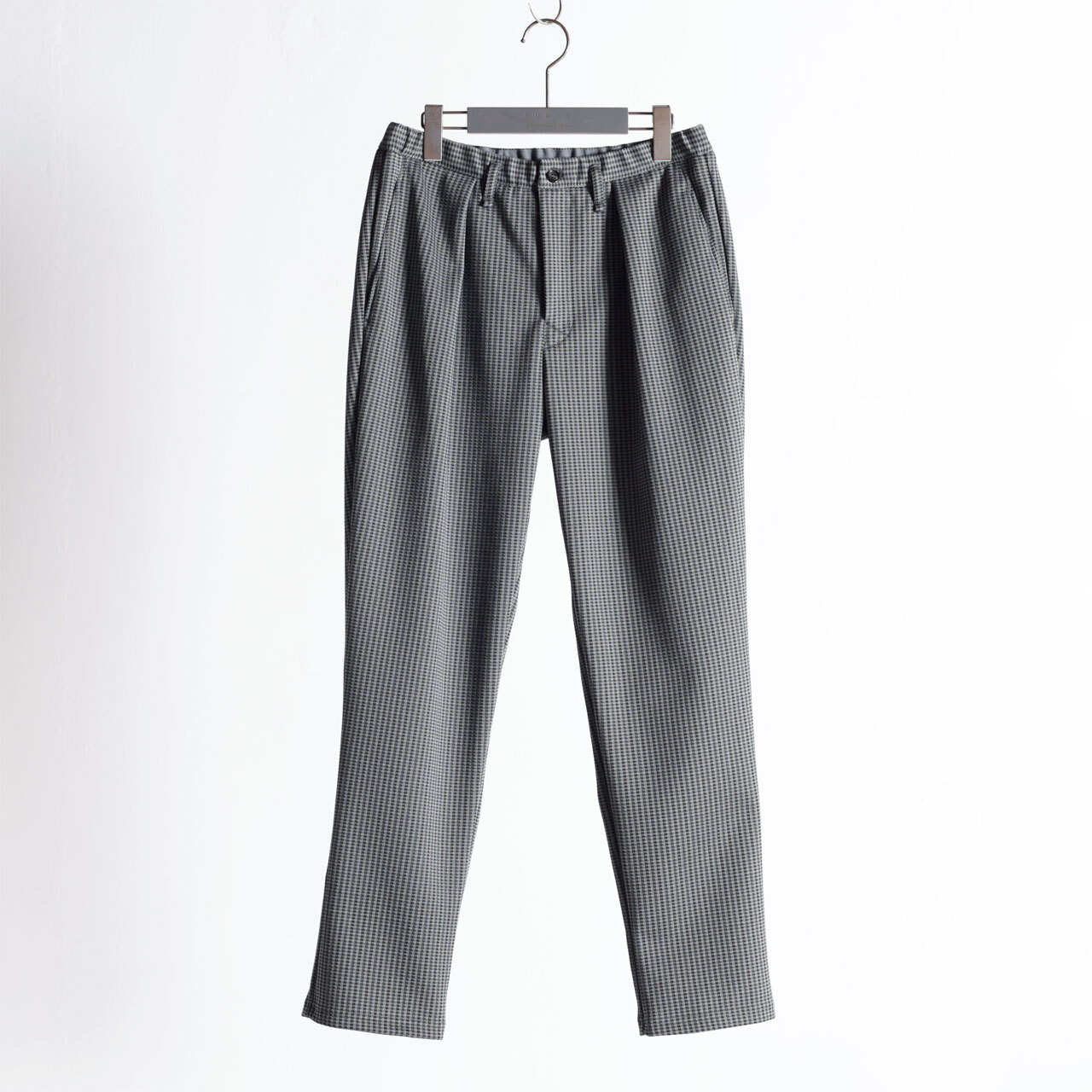 """CURLY&Co./BLEECKER TP TROUSERS """"Check"""""""