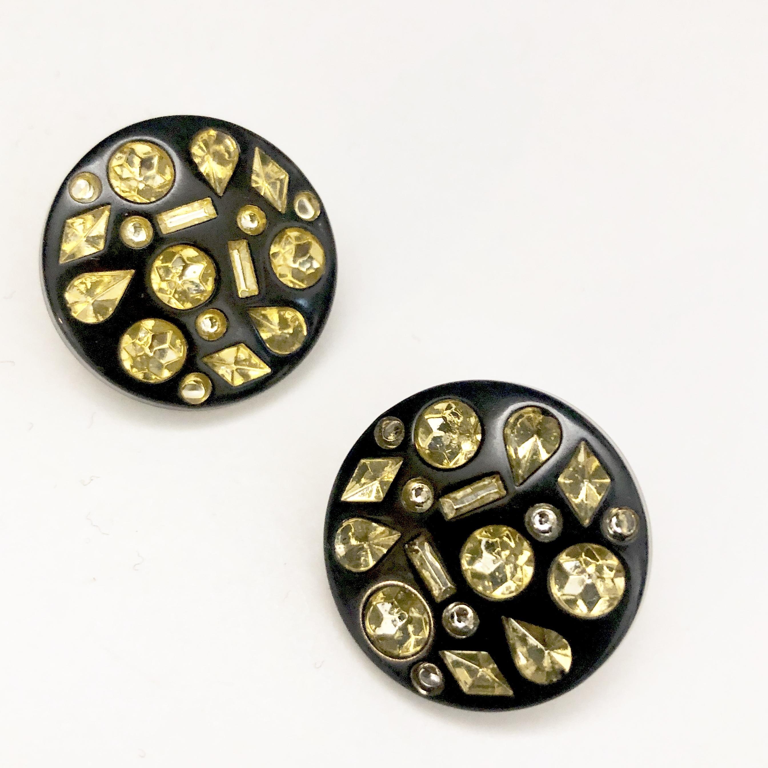 Shinny button L-007