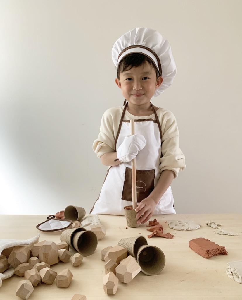 little chef set※ハロウィン限定  ノベルティ付き
