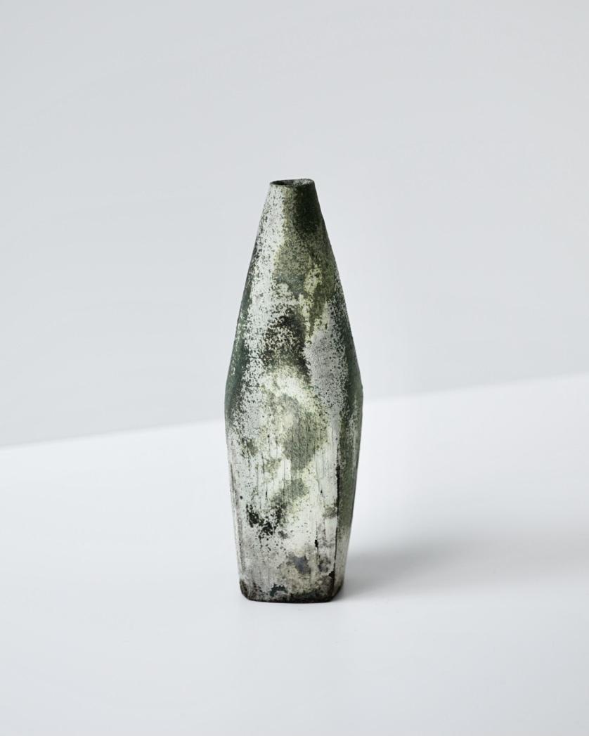 Etsuji Noguchi / 緑青 花器
