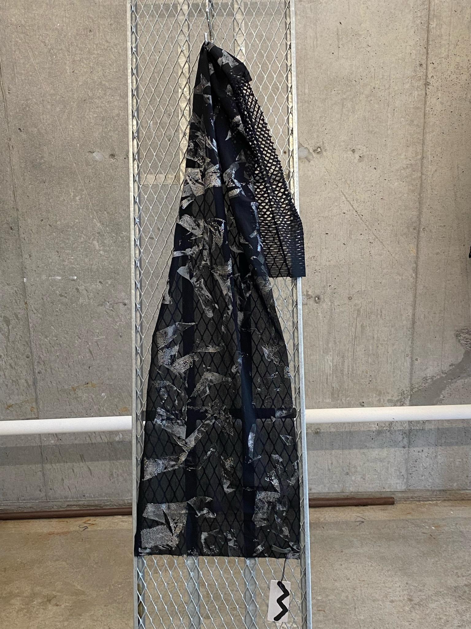 [売約済]DRESS SCARF 1点モノ【COTTONコットン】713321 ONE OFF SCARF[送料/税込]