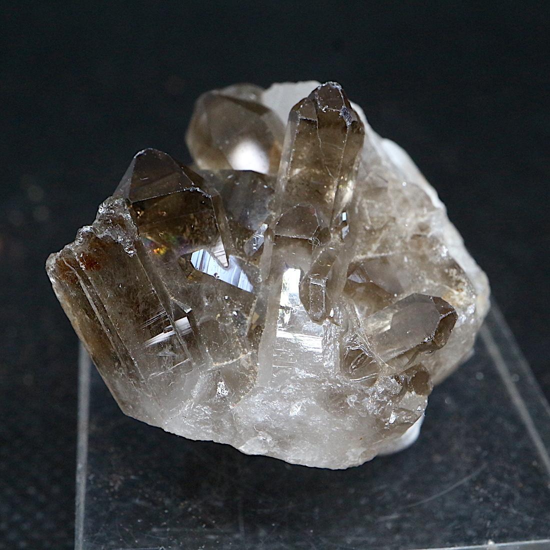 スモーキークォーツ 煙水晶 26,5g SQ005 鉱物 原石 天然石 パワーストーン