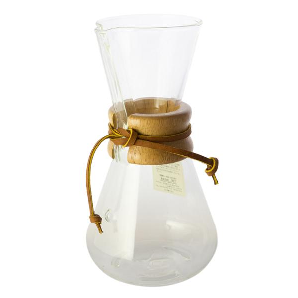 Chemex コーヒーメーカー 3カップ