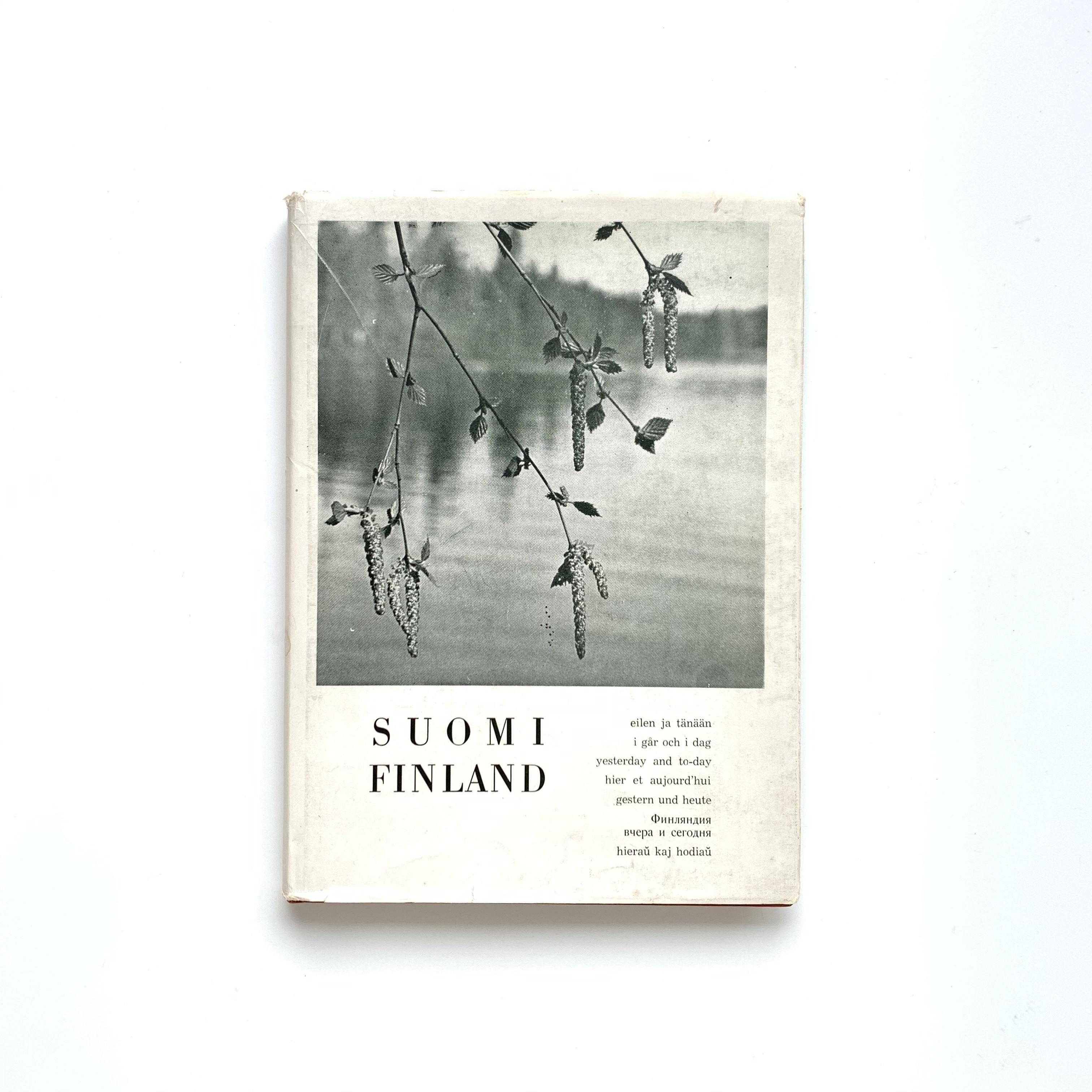 SUOMI - FINLAND / eilen ja tänään