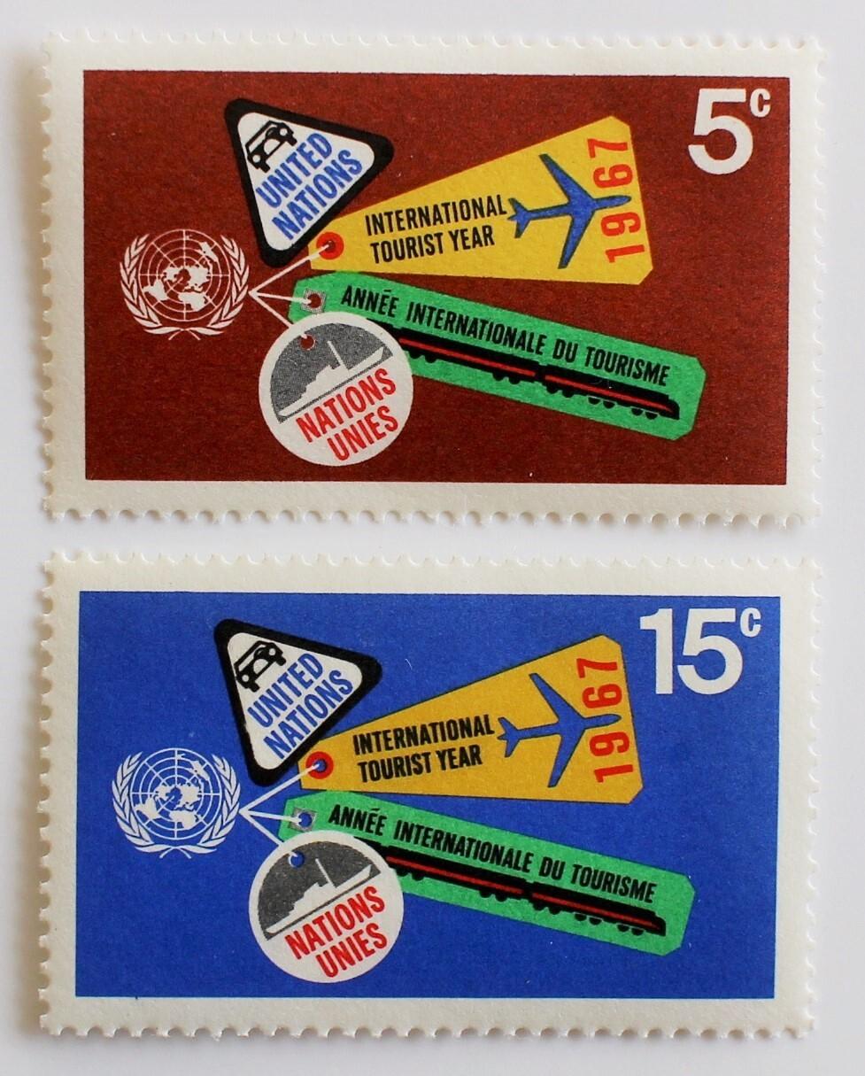 国際旅行年 / 国連 1967