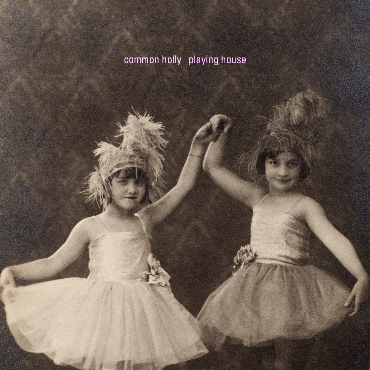 Common Holly / Playing House(50 Ltd Pink LP)