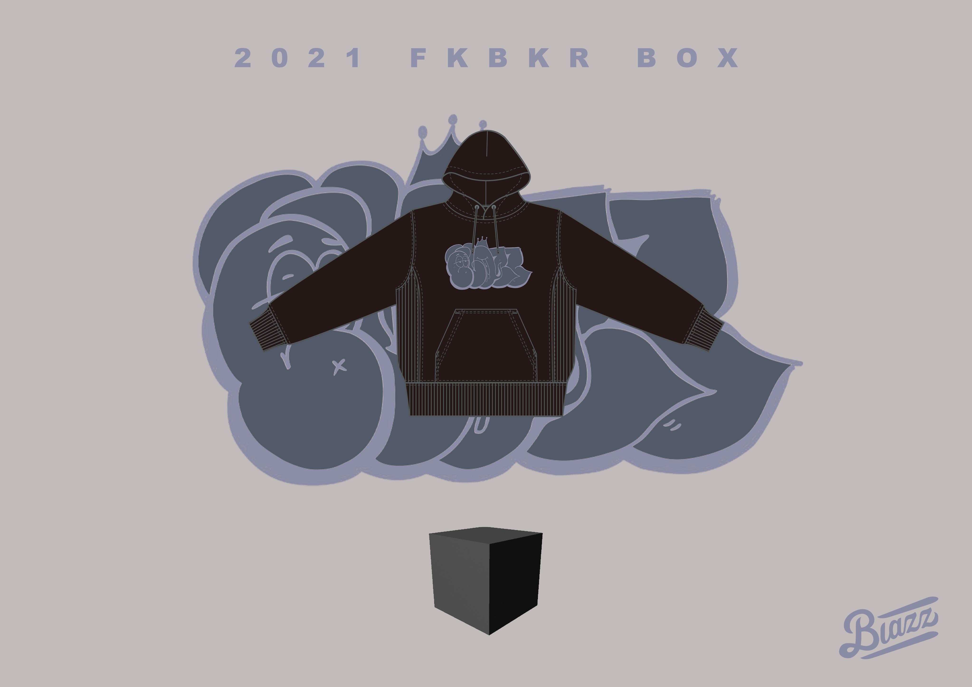 2021 FKBKR BOX GOLD