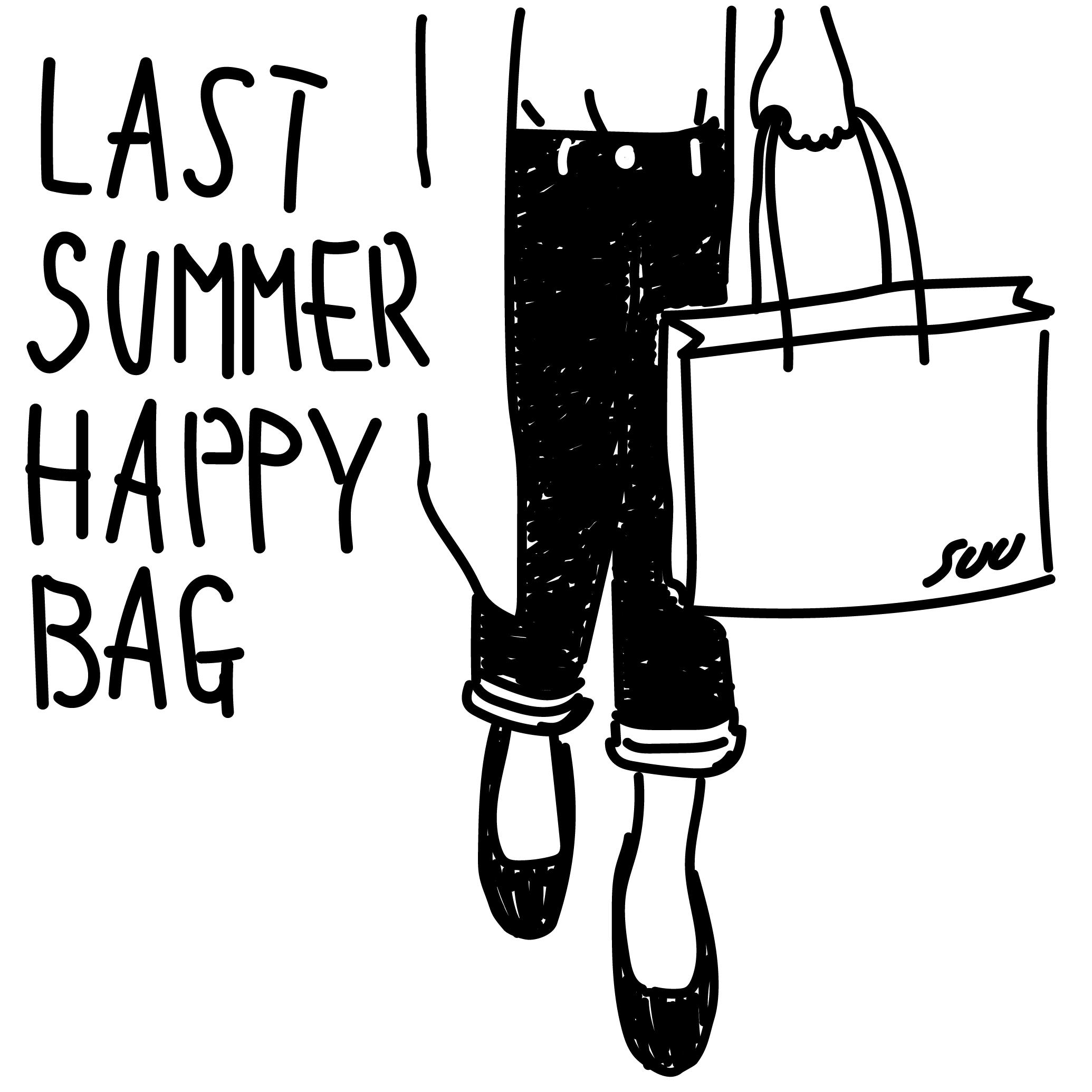 SUU 2021 LAST SUMMER HAPPY BAG : Bセット