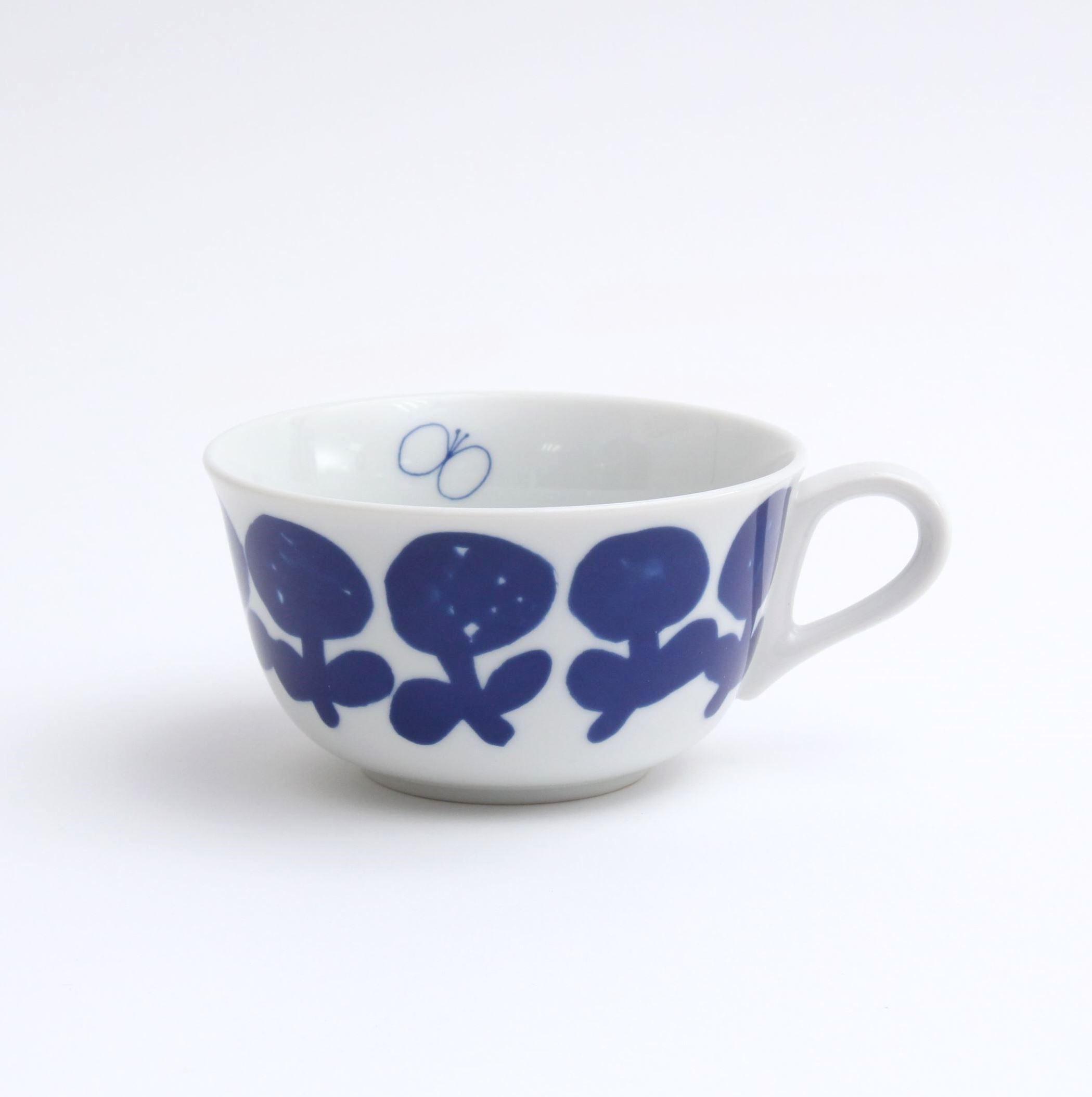 minä perhonen×PASS THE BATON / Remake tableware Morning Cup