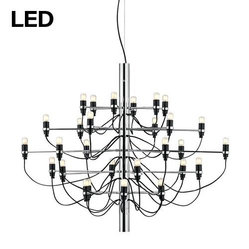 FLOS-MOD.2097 LED 30灯 クローム(専用ランプ)【要電気工事】