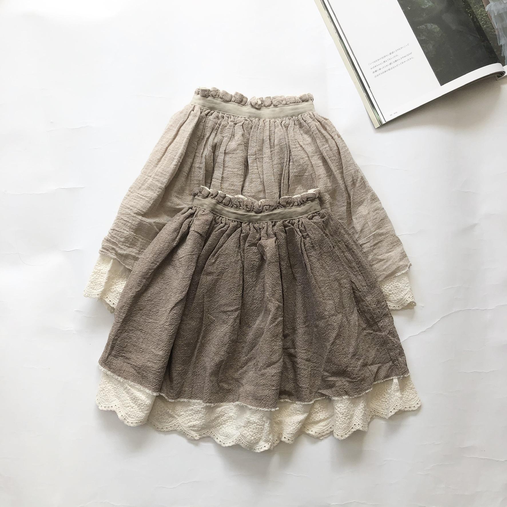NO.886 Labyrus skirt