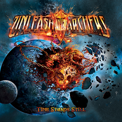 "UNLEASH THE ARCHERS ""Time Stands Still"""