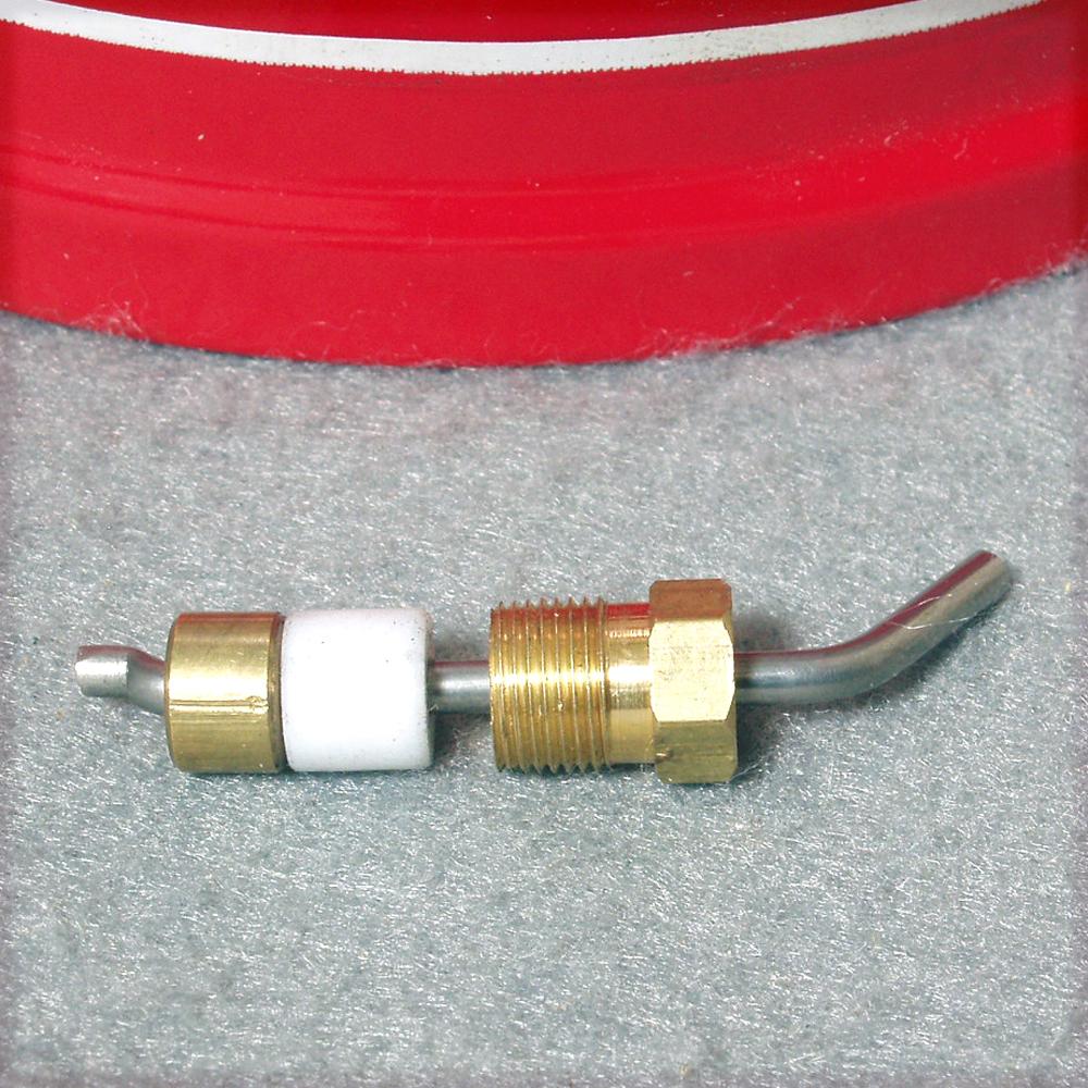 コールマン 200A用 ティップクリーナーステム ホワイト樹脂タイプ 202-3531R 新品リプロ
