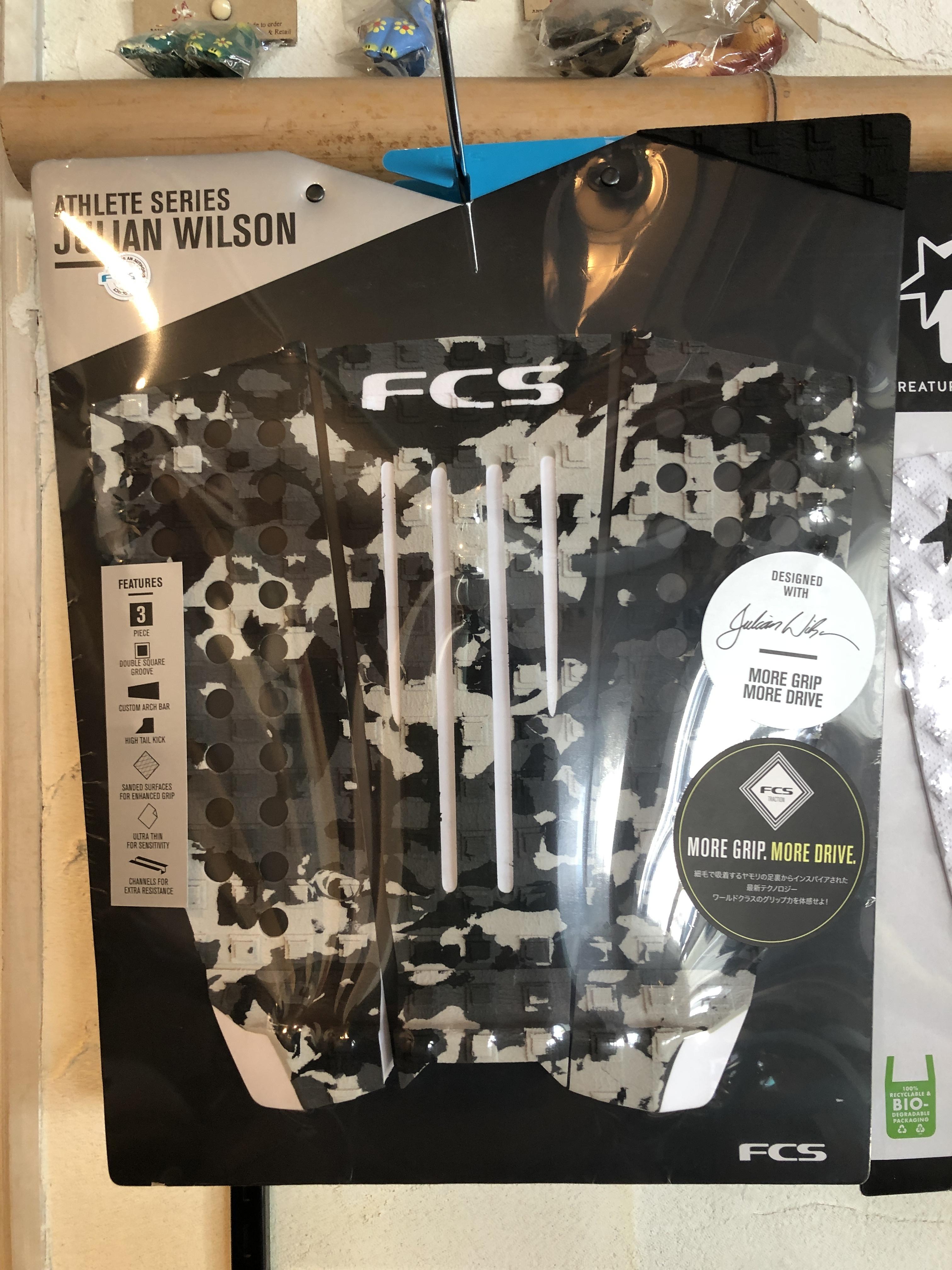 FCS JULIAN ジュリアン・ウィルソンシグネチャー エフシーエス(モノクロ迷彩)