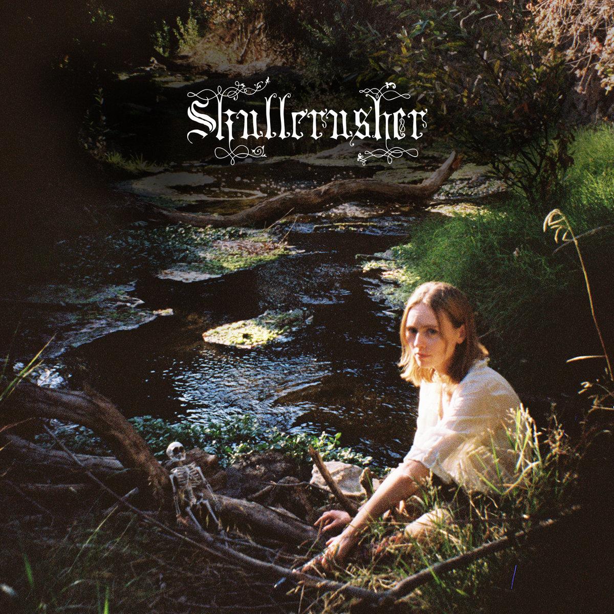 Skullcrusher - Skullcrusher (LTD. Transparent Cloudy Clear LP)