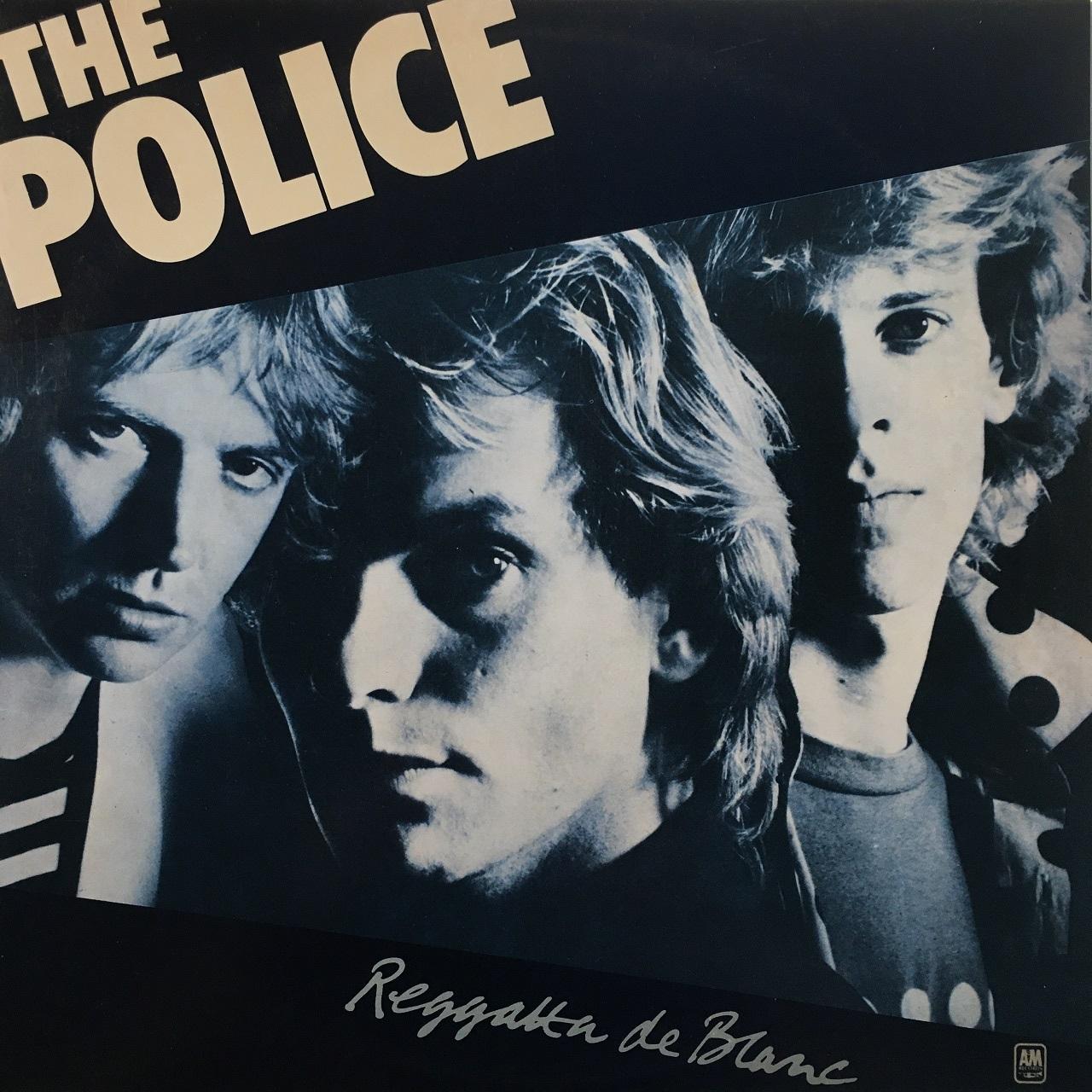 【LP・米盤】The Police  /  Reggatta De Blanc