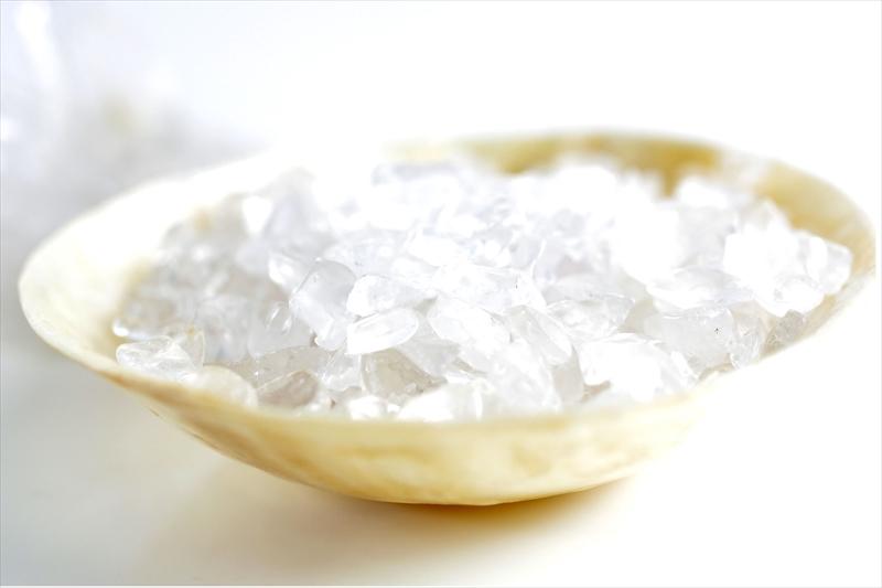 ヒマラヤ産水晶さざれ石70g - 画像1