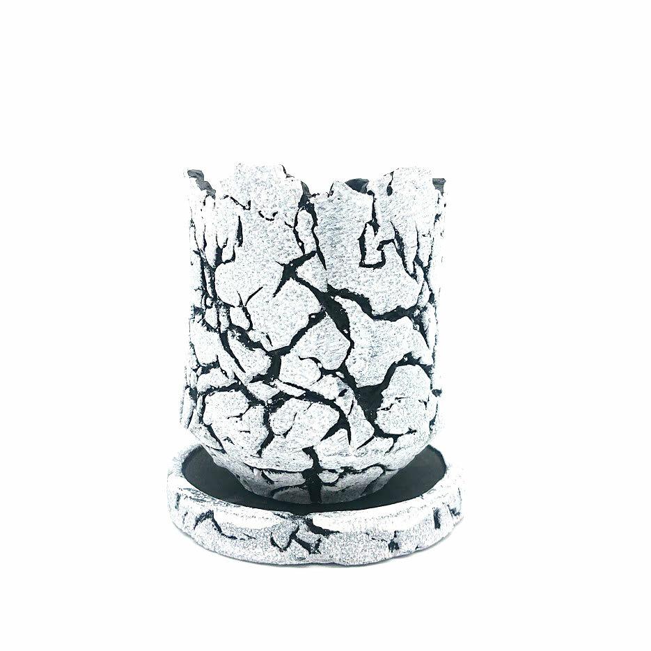 raraiuvant 陶器鉢 ホワイト Sサイズ