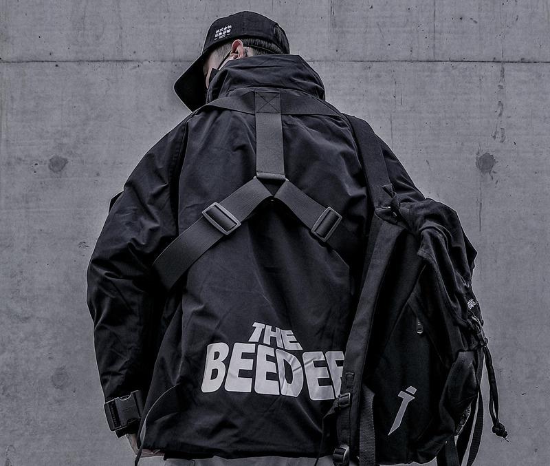 吉業重工 ベルトデザインパデットジャケット