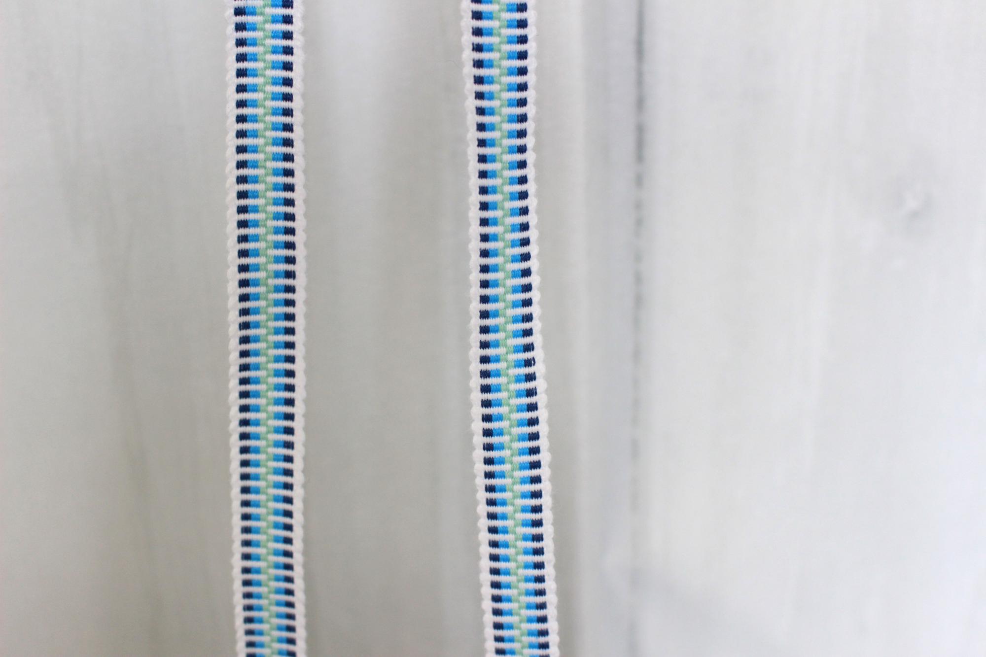 丸型和紙巾着ショルダーバッグLサイズ~北斎浮世絵文様~