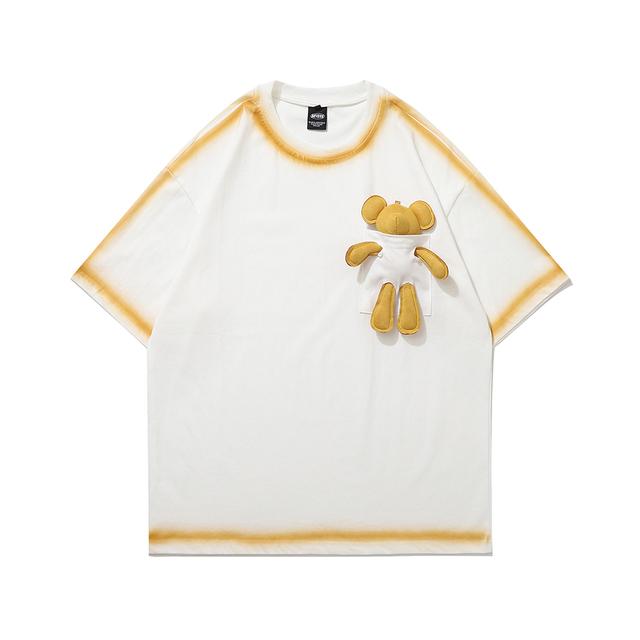 【SELECT】テディベアTシャツ